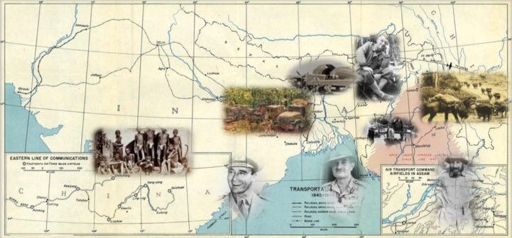 Farthest Fields – The Medical services in Indo-Burma 1939-44 – Friends of Millbank
