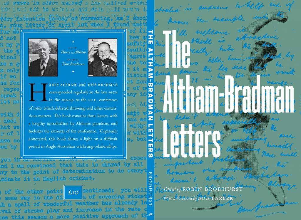 Robin Brodhurst Book