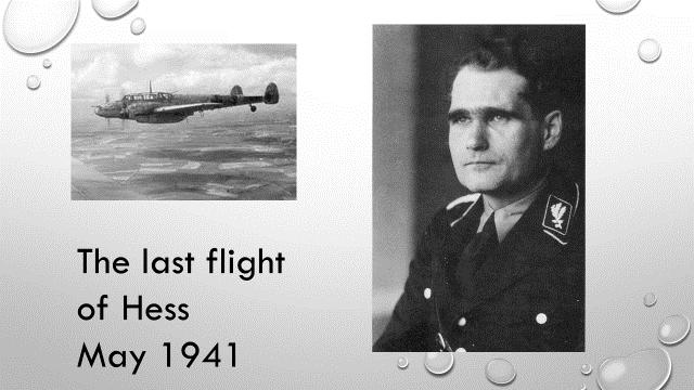 Flight of Hess