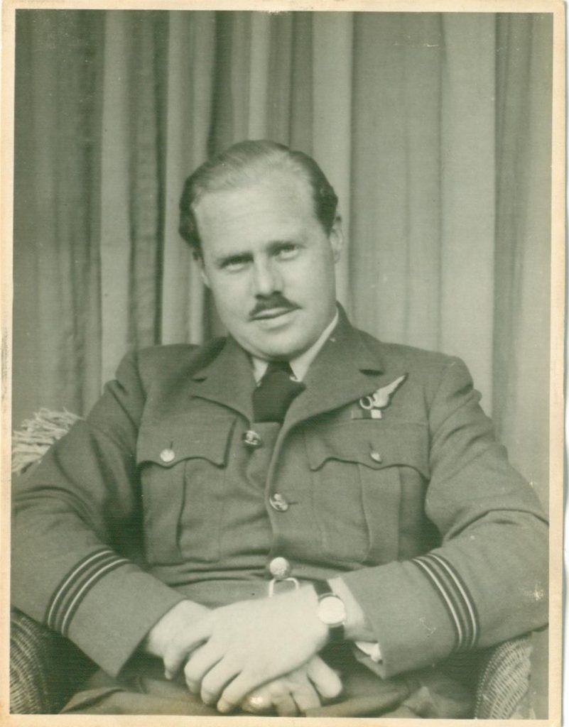 A Bomber Command Navigator and POW Stuart Gree