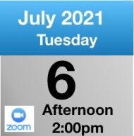 BZT Afternoon 6th July 2021