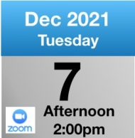 BZT Afternoon 7th Dec 2021