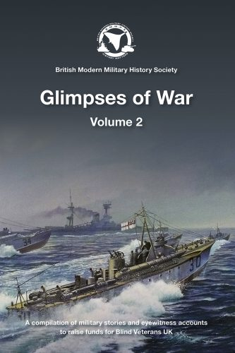 Glimpses of War Volume 2 Front Cover