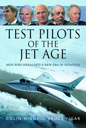 Test Pilots of the Jet Age - Cover