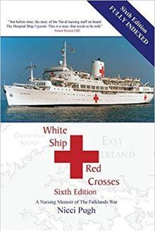 White Ship Red Crosses Book
